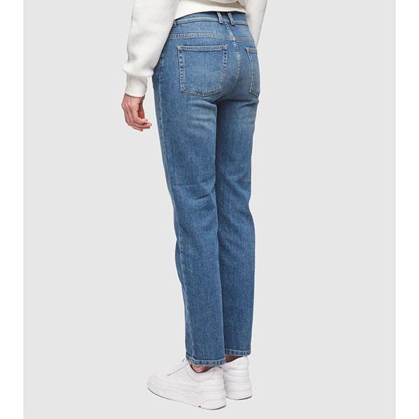 straight-leg jeans - Blue Tom Wood T9HNd0OJQU